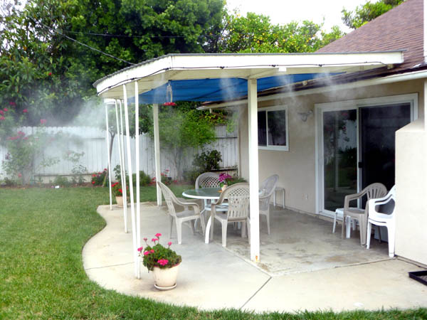 Patio Misting Systems Product : Mistking misting systems by jungle hobbies ltd